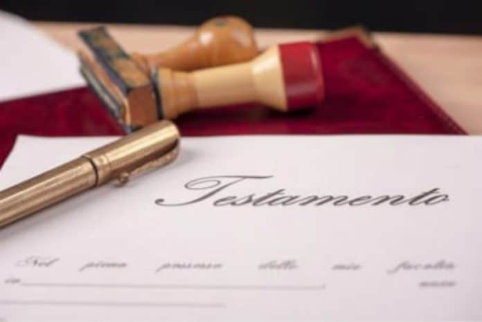 Herencias testamento sucesiones y donaciones